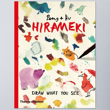 Hirameki Draw What You See by Peng and Hu | Cass Art