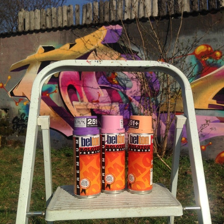 Molotow Belton Premium Spray Paint 400ml | Cass Art