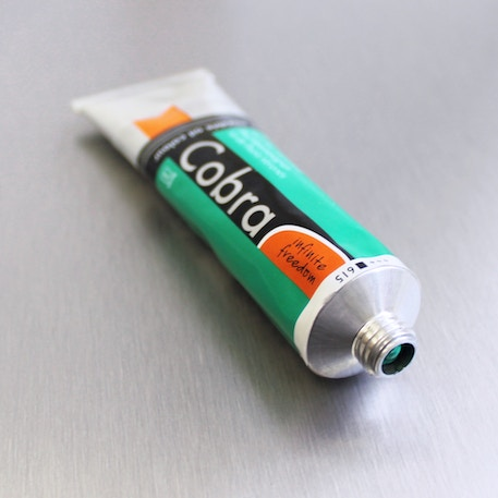 Cobra Artist Watermixable Oil Colour | Professional Oil Paint | Cass Art