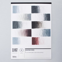 Cass Art Newsprint Pad 45gsm 100 sheets A3