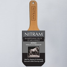Nitram Sharpening Block