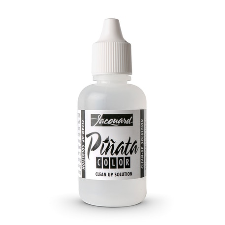 Jacquard Pinata Clean Up Solution 1oz | Cass Art