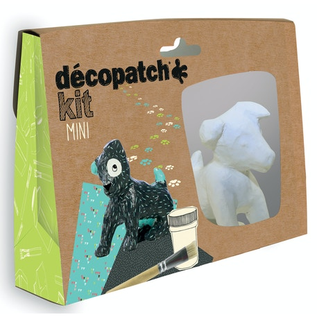 Decopatch Mini Kit Dog | Cass Art