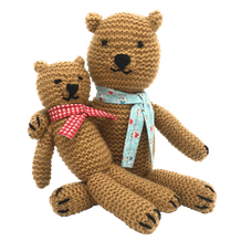 The Crafty Kit Company Knit Your Own Teddies Kit