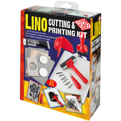 Essdee Lino Printing Set | Block Printing | UK's Finest Art Supplies | Cass Art