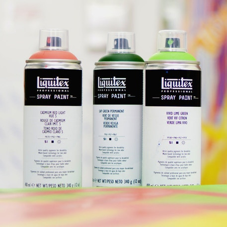 Liquitex Spray Paint 400ml | Cass Art