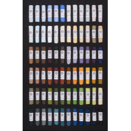 Unison Pastel Landscape Colours Set of 72 | Cass Art