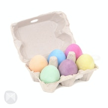 Micador Early Start Egg Chalk Pack of 6