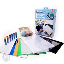 Micador Early Start Sensory Drawing Set