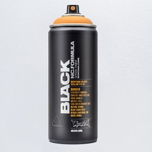 Montana BLACK Spray Paint 400ml