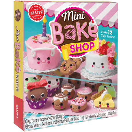 Klutz Mini Bake Shop | Cass Art