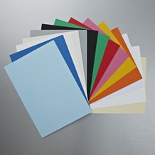 Canford Card Pack (Single Colours)