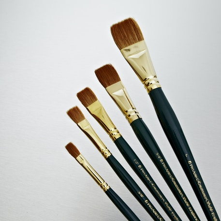 Pro Arte Renaissance Sable Brush One Stroke Series R | Artist Brushes | Cass Art