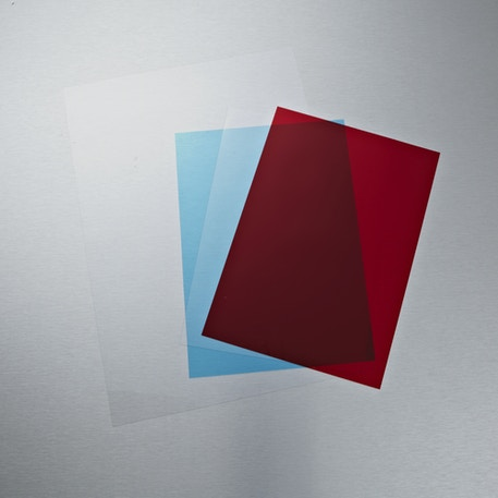 Colourfull Arts Acetate Sheet 240 micron - pack of 25 | Cass Art