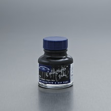 Winsor & Newton Calligraphy Ink 30ml Black
