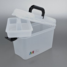 ArtBin Sidekick Storage Box Translucent