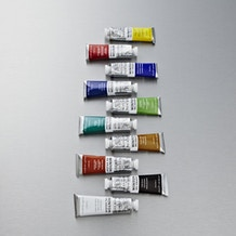 Winsor & Newton Winton Tube Assorted Colours 37ml Set of 10