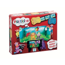 Plasticine Movie Maker Studio Set