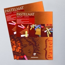 Pastelmat Pastel Paper 12 Sheets 360gsm Assorted Shades