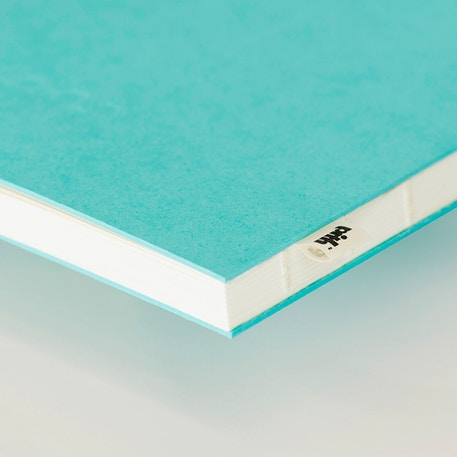 Pith Pomelo Blank Notebook 130gsm 156 Pages 260 x 210mm