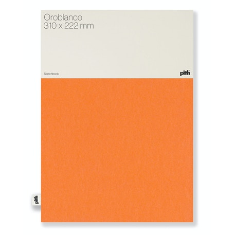 Pith Oroblanco Sketchbook 170gsm 76 Pages 310 x 222mm
