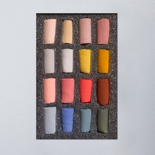 Unison Pastel Portrait Half Stick Set of 16