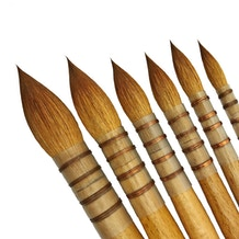 Pro Arte Series 45 Sablesque Brushes