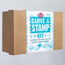 Essdee Carve Your Own Stamp Set