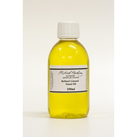 Michael Harding Refined Linseed Stand Oil | Cass Art
