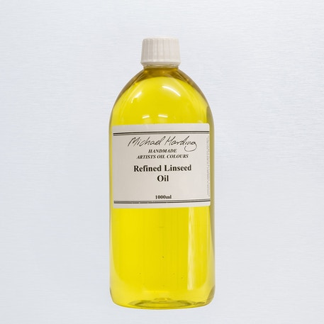 Michael Harding Refined Linseed Oil | Cass Art