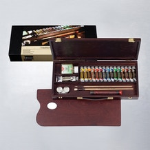Rembrandt Artists' Traditional Oil Colour Box