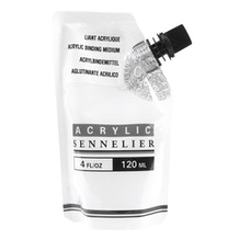Sennelier Abstract Acrylic Binding Medium - 120ml