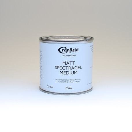 Cranfield Matt Spectragel Medium | Cass Art