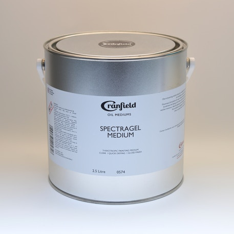 Cranfield Spectragel Gloss Medium | Cass Art