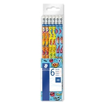 Staedtler Comic HB Graphite Pencils Set of 6