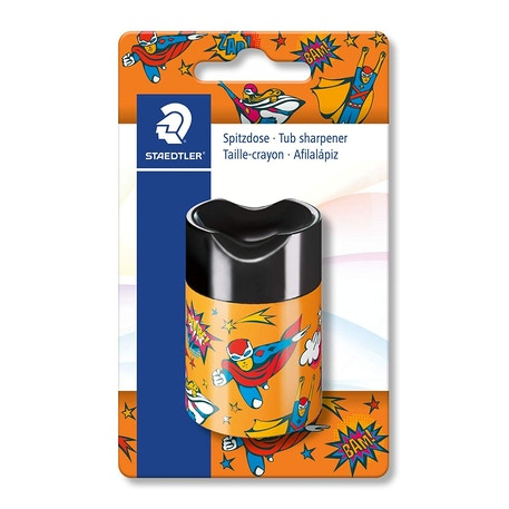 Staedtler Comic Pencil Sharpener | Cass Art