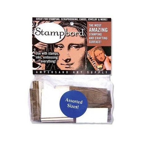 Ampersand Stampbord Stamping & Crafting Surface Assorted Sizes | Cass Art