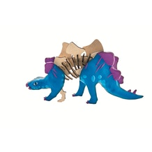 Fiesta Crafts Make A Dinosaur Stegosaurus