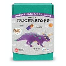 Fiesta Crafts Make A Dinosaur Triceratops