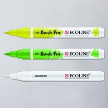 Ecoline Watercolour Brush Pen