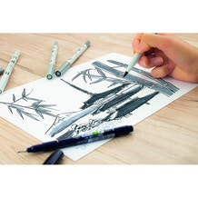 Tombow ABT Pro Dual Brush Pen Cool Grey Colours Set of 5