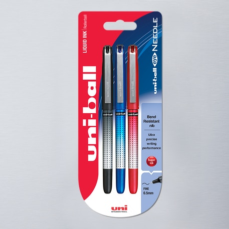 Uni ball Rollerball Eye Needle | Cass Art