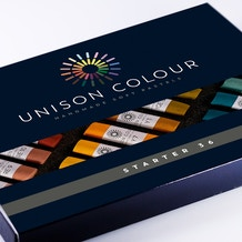 Unison Pastel Starter Colours Set of 36