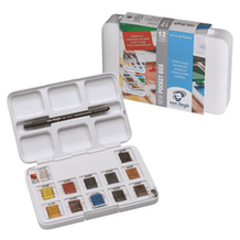 Van Gogh Watercolour Pocket Box Set of 12