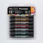 Winsor & Newton ProMarker Manga Expansion Set 2 Set of 12