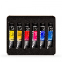 Billy Showell Sennelier Watercolour Basics 10ml Set of 6