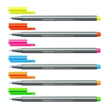 Staedtler Triplus Fineliner Neon Set of 6