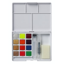 Sakura Koi (CAC) Creative Art Watercolour Field Sketchbox Set of 12
