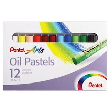 Pentel Oil Pastels Set of 12