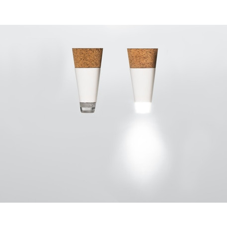 Suck UK Bottle Light - Rechargeable USB | Cass Art